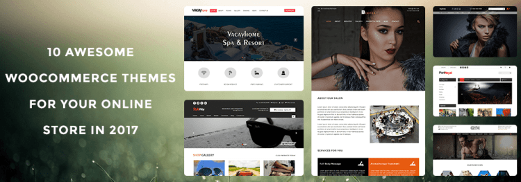 10 Awesome WooCommerce Themes for Your Online Store in 2017