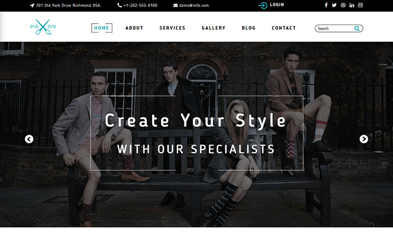 Probeautyfly – Best Beauty and Fashion Web Design Template
