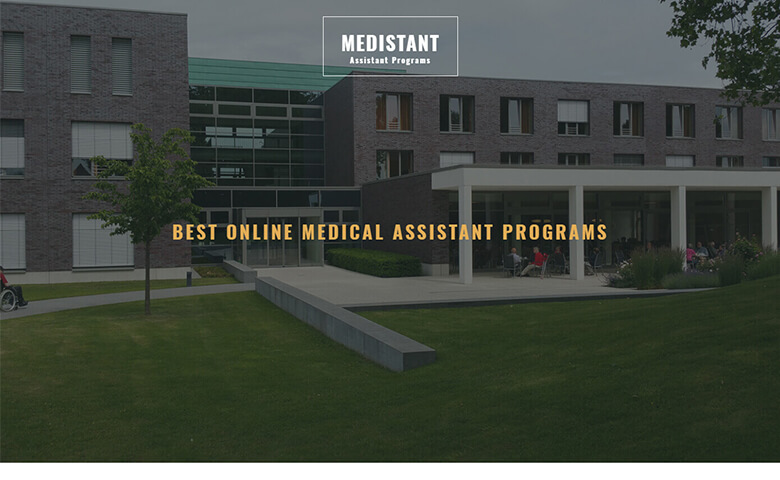 Medistant – HTML5 Responsive Newsletter Website Template