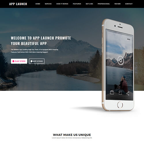 Jeko- One Page Responsive HTML5 Business Website Template